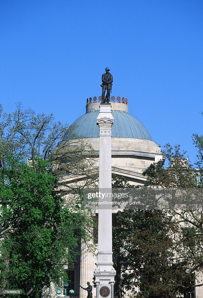 'State Capitol of North Carolina, Raleigh' : Stock Photo