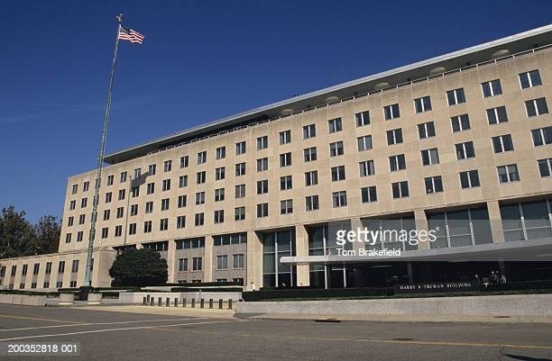 US State Dept, Harry S. Truman Building, Washington, DC, USA