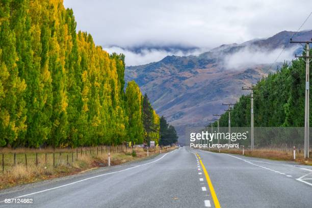 State Highway 6, South island of New Zealand