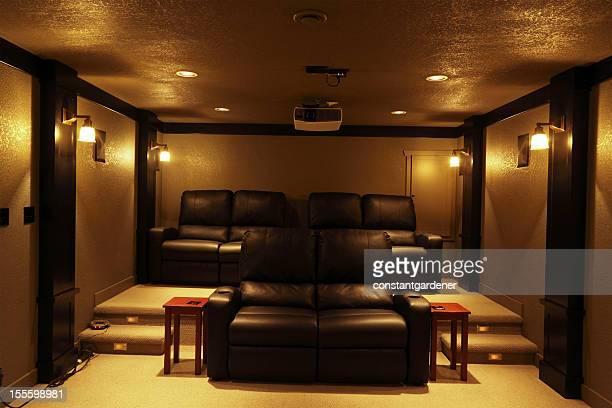 La pointe de la modernité avec un espace Home-cinéma