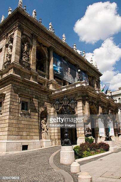 State Opera House Budapest Hungary