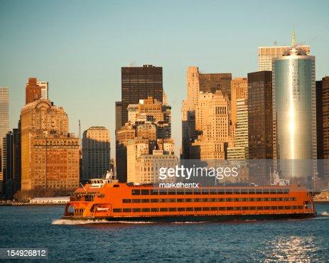 Staten Island Ferry, NYC