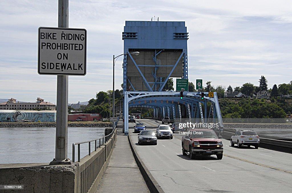 Blue Snake river bridge 19 2014