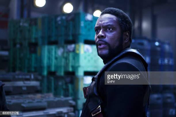 THE EXPANSE 'Static' Episode 203 Pictured Chad Coleman as Fred Johnson