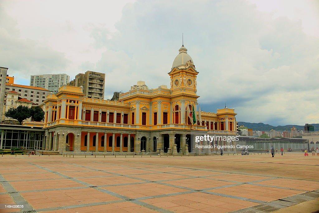 Station Square in Belo Horizonte
