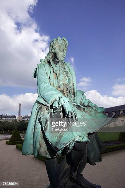 Statue at Hotel des Invalides, Paris