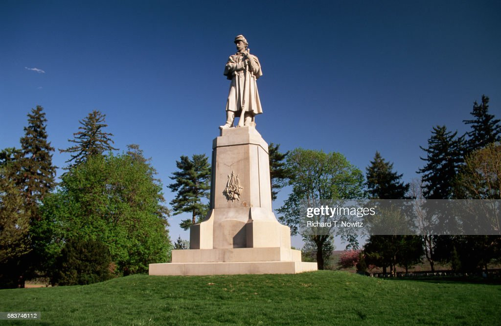Statue of a Military Soldier