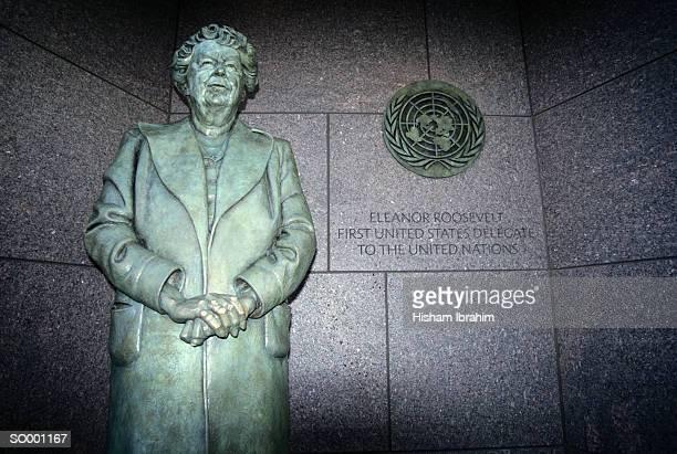 Statue of Eleanor Roosevelt
