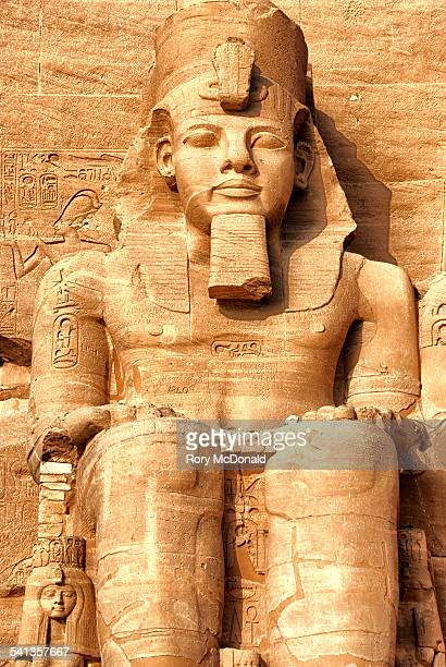 Statue of Great Pharaoh Rameses II