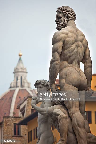 Statue of Hercules in Florence