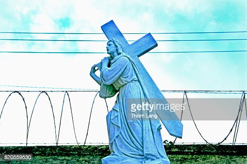 Barbed Wire Art Stock Photos And Pictures Getty Images