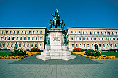 Statue of King Ludwig of Bavaria, Munich, Germany