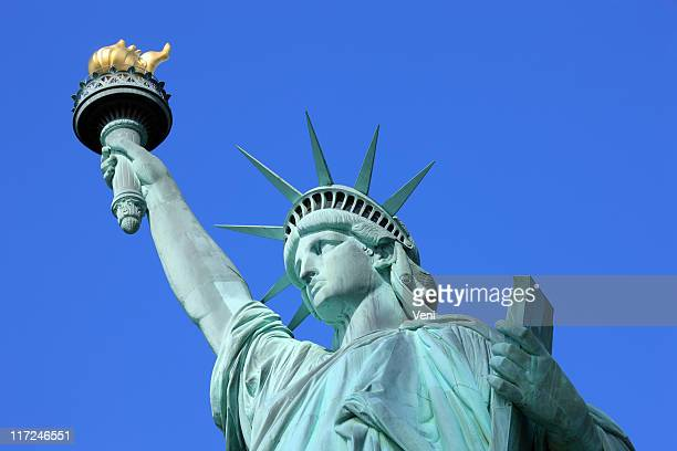 Statue of Liberty - close up