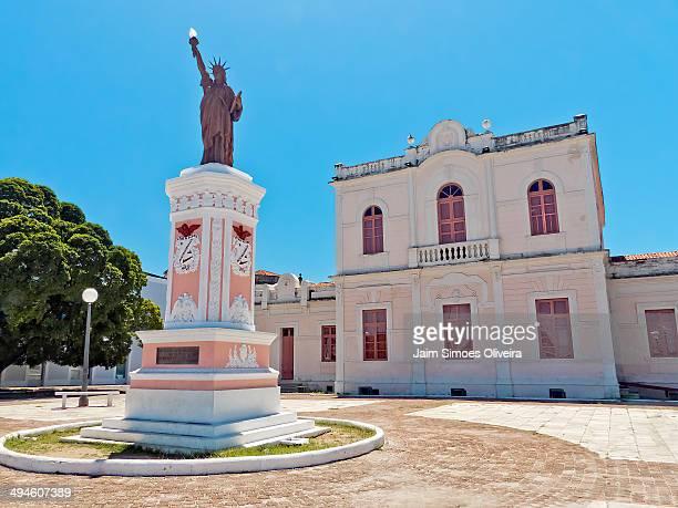 Statue of Liberty from Maceió, Brazil