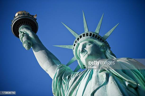 自由の女神、ニューヨーク
