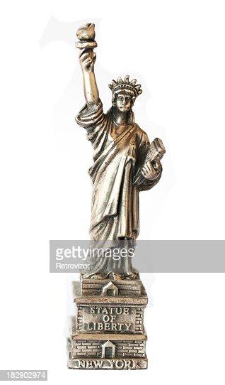Statue of liberty in New York (souvenir)