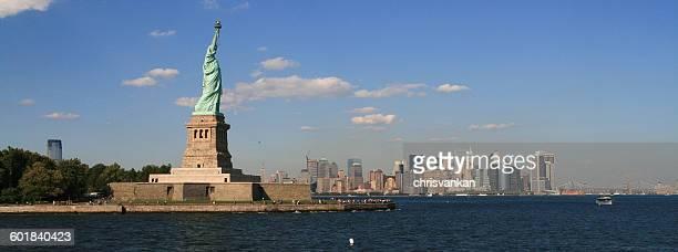 Statue of Liberty, New York, America, USA