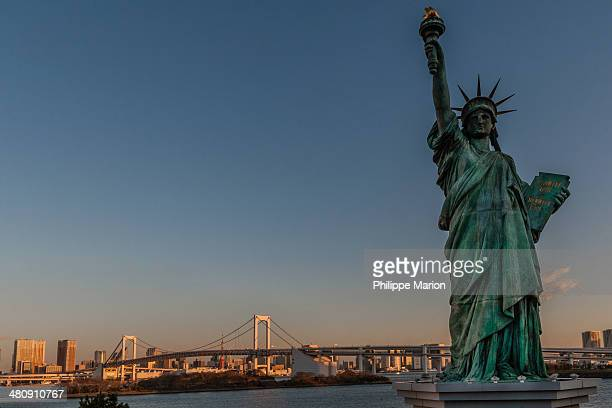 Statue of Liberty - Odaiba, Tokyo