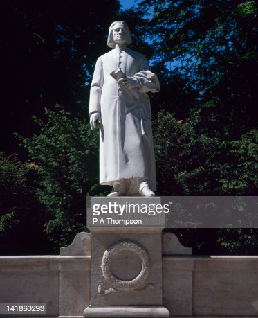 Statue of Liszt, Weimar, Thuringia, Germany : Stock Photo