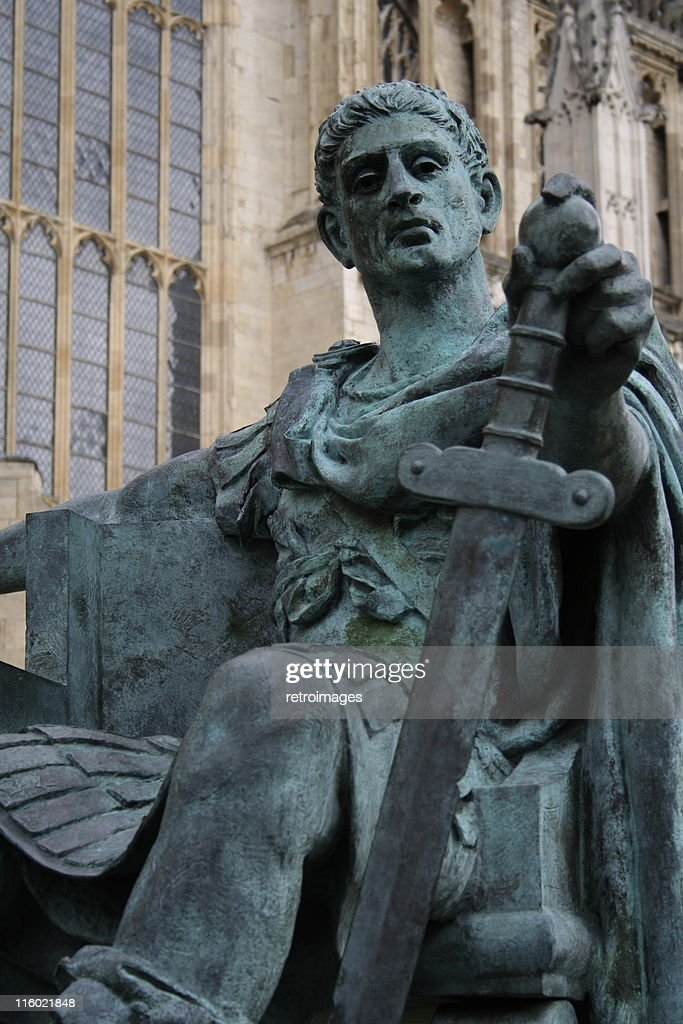 a biography of constantine a roman emperor The first life of constantine describes its subject as resplendent with every virtue that godliness bestows this praise-filled biography came  roman emperor.