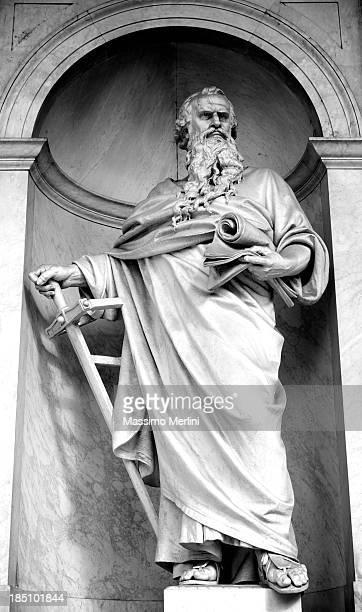 Statue of St. Paul