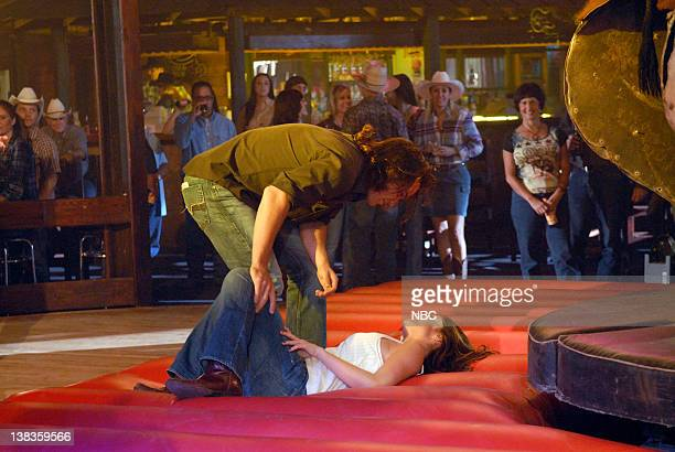 LIGHTS 'Stay' Episode 406 Pictured Taylor Kitsch as Tim Riggins Minka Kelly as Lyla Garrity