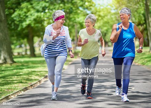 Staying active is key to healthiness and happiness
