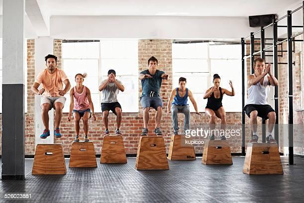 Mantenerse a la vanguardia de su rutina de ejercicios
