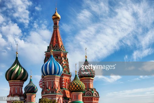 'St.Basil Cathedral, Moscow'