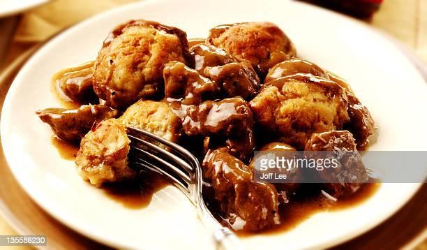 Steak and kidney casserole