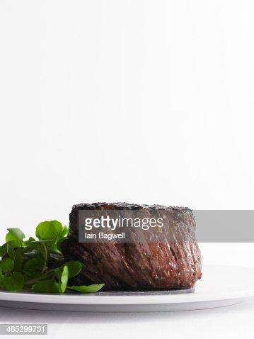 Steak Filet Mignon : Stock Photo