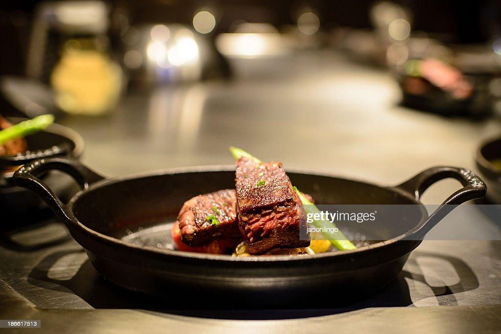 Steak : Stock Photo