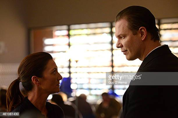RESURRECTION 'Steal Away' After a series of inexplicable events Bellamy fears for the safety of Rachael and her unborn child Preacher James predicts...