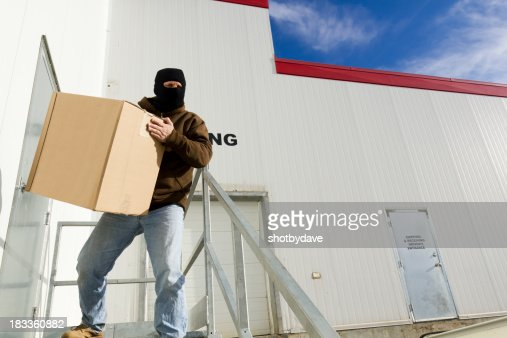 Stealing from a Warehouse