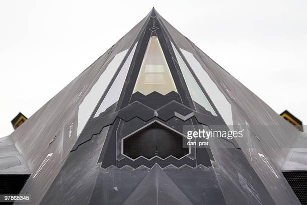 F -117 ステルス航空機