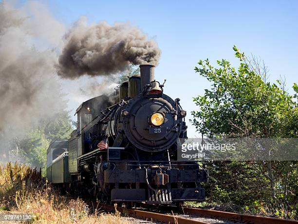 OCSR Steam Locomotive McCloud Railway No. 25 Garibaldi Oregon