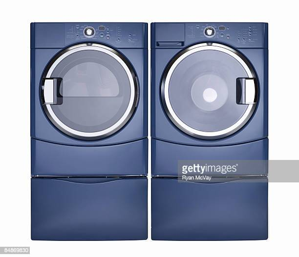 Steam technology, washer and dryer