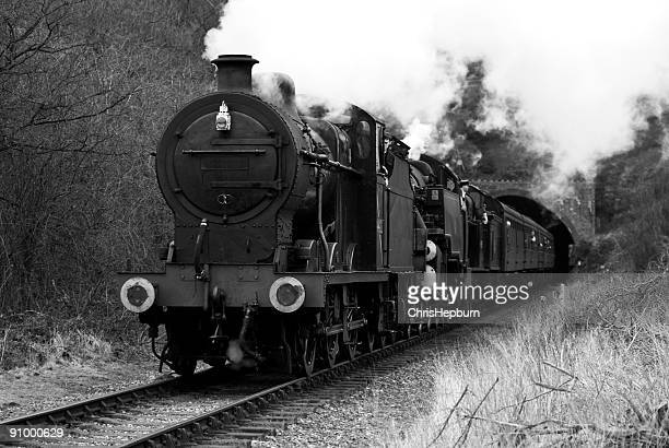Steam Train Mono