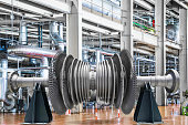 Steam turbine of thermal power plant
