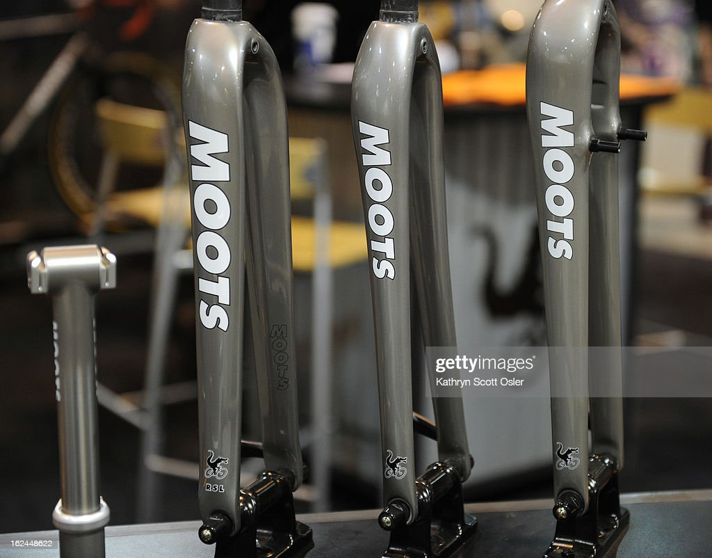 Steamboat Springs, CO, Moots bikes carbon forks. The ninth annual North American Handmade Bicycle Show lands in Denver at the Colorado Convention Center with hundreds of exhibitors including more than 30 from Colorado.