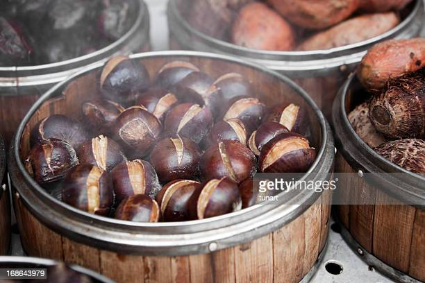 Steamed Chestnut