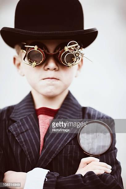 Steampunk Sherlock