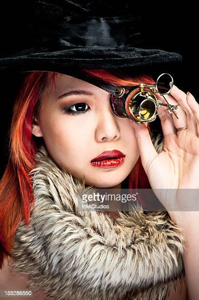Steampunk Vixen
