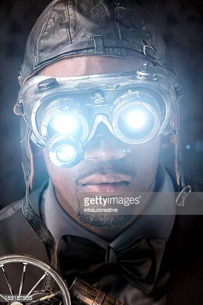 Steampunk Xray Vision Krieger