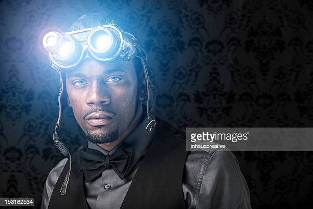 Steampunk Xray Vision Guerrier