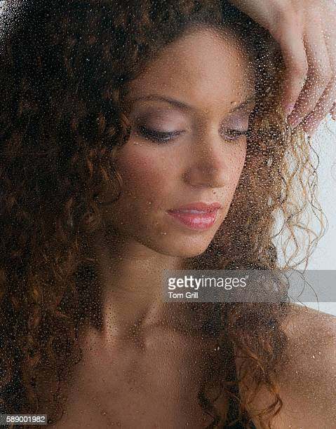 Steamy Woman