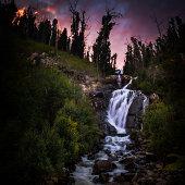 Steavenson falls Marysville