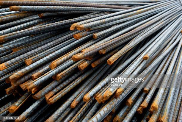 Barre in acciaio