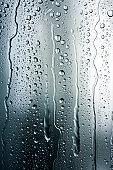 Steely gray running condensation