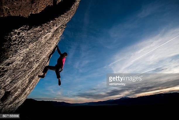 Steilen Klettertour